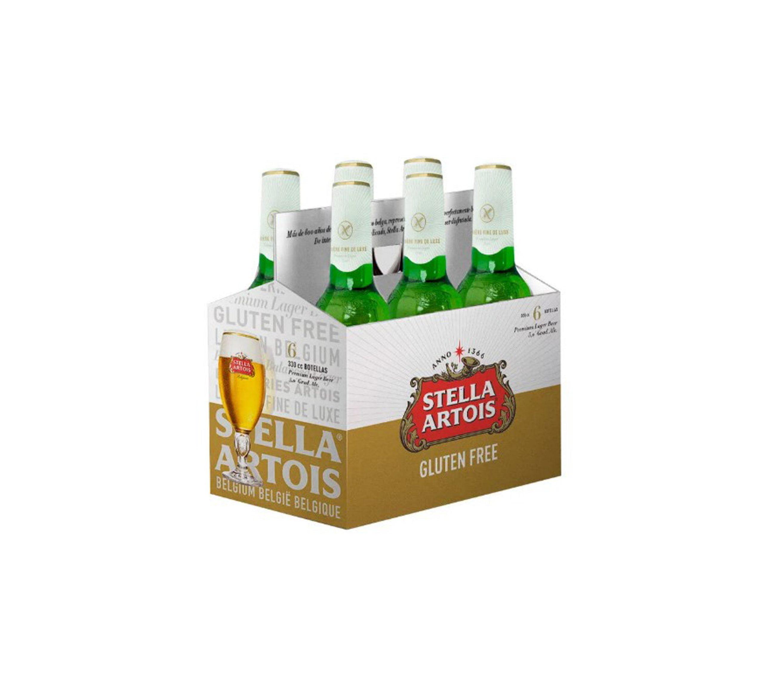 Stella Artois Lanza Al Mercado Cerveza Sin Gluten Turismo Y Sabores